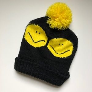 Other - Harvey Ball Smiley Face Winter Hat